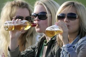 Ето какво прави една жена, когато е пияна