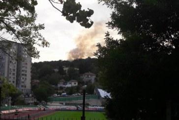 Пожар е на път да задими голямото шоу на Стоичков