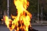 Страшна гледка! Мъж се самозапали в Брюксел