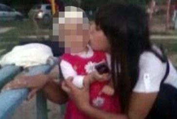 Мъж отряза главата на бебенце и хукна да бяга по улицата с част от телцето му