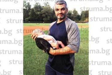 """Снимката ще ви разтопи сърцето! Вижте какво направи треньорът на благоевградските """"Бизони"""""""