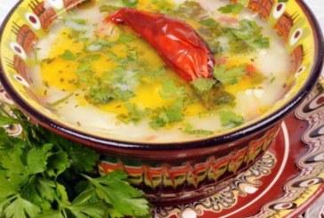 Пилешка супа с картофки
