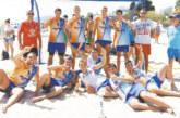 """Национал на """"Интер"""" стана държавен шампион по плажен хандбал"""