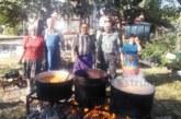 В Долна Градешница раздадоха 1000 порции постен курбан и пъстърва