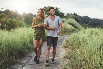8 причини да ходите пеша