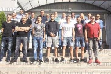 Цял отбор футболисти прекрачиха прага на ЮЗУ