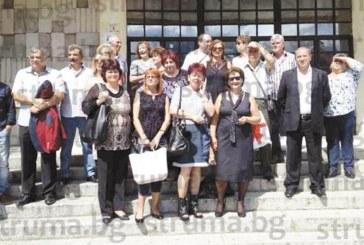 Физкултурниците от Учителския институт в Дупница се веселиха 34 г. след завършването