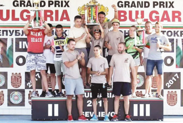 """Ас на """"Еър Макс Рейсинг"""" първи на европейския шампионат в Самоков"""