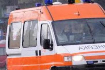 Тежка катастрофа беляза петък 13-и! Жена остана на място след зверски удар