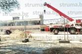"""СЛЕД ЖАЛБА НА 6-ИМА БИЗНЕСМЕНИ! Спря строежът на бензиностанцията на кръга """"Марешки"""" в промишлената зона на Благоевград"""