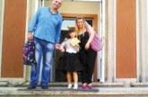 Дъщеричката на полицейски служител и медицинска сестра в Благоевград вече е първокласничка