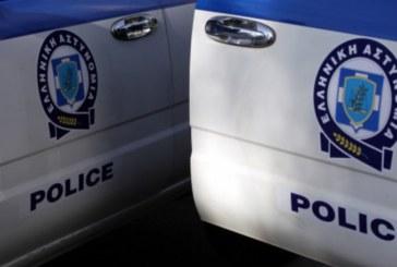 Шок! Въоръжени мъже отмъкнаха полицейска кола