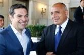 Спряха кортежа на Борисов в Гърция