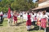 Собственичка на счетоводна фирма и търговец от Сандански вдигнаха сватба в обезлюдено село, събраха 100 гости, облечени в народни носии