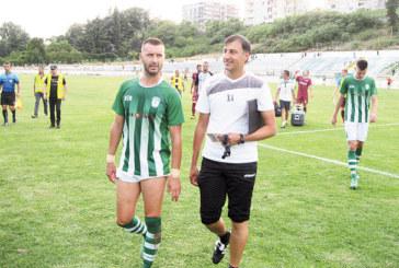 Скаути от Франция и Германия гледат турнирен мач в Сандански