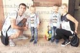 Волейболната звезда от Дупница Цветан Соколов записа синовете си в италианска детска градина