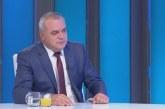 Стефан Балабанов: Увеличение на заплатите в МВР няма да има