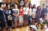 Асистентката в ЮЗУ Ив. Сакарева защити докторска степен и почерпи колегите си от Катедрата по германистика и романистика