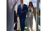 Звездна сватба в Благоевград! Кметът Ат. Камбитов омъжи дъщеря си за любимия й Върбан Хаджигаев