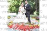 Неврокопският владика Серафим венча в Банско попския син Михаил и любимата му Ралица