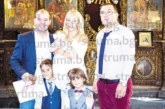 Благоевградският бизнесмен Д. Стойков вдигна парти за кръщенката на дъщеря си Димана