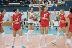 Драматичен мач! Волейболистките ни победиха Турция