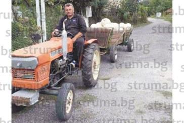 Майсторът на курбаните Иван Сотиров отгледа цяла нива с 30-килограмови тикви край Яменското ханче