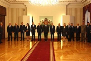 По време на КСНС: Борисов закъсня, Цветанов и Карадйъ тръгнаха