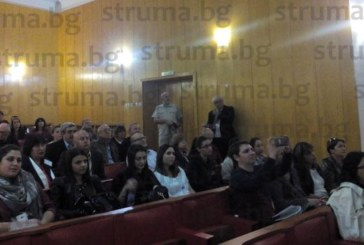 Химиците на ЮЗУ отбелязаха 30-г. юбилей, ректорското ръководство награди  доц. д-р В. Димитрова за изключителен принос