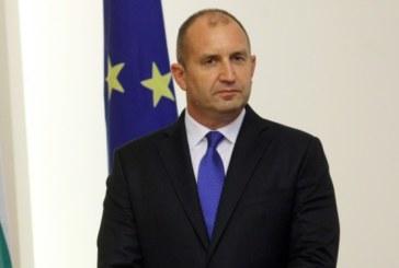 Румен Радев наложи вето на измененията на Закона за отбраната