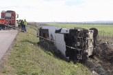 """Шофьорът на обърналия се автобус на """"Юнион Ивкони"""" вече е обвиняем"""