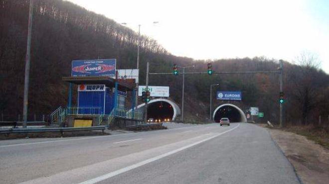 Ремонтират тунела на АМ