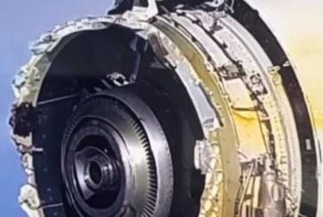 УЖАС! Самолет се приземи аварийно на канадско летище, разпадна се двигателя
