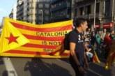 Масов протест в Барселона срещу отделянето на Каталуния от Испания