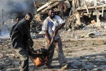 85 души загинаха при адски взрив в Сомалия