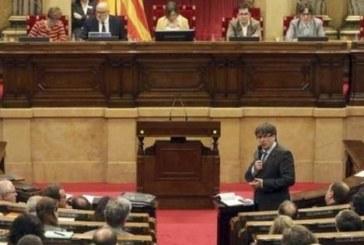 Каталуния не признава отстраняването на Пучдемон
