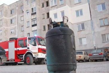 Взрив! Газова бутилка гръмна в жилище в Гоце Делчев