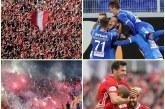 Зрелищно меле преди голямото дерби Левски – ЦСКА