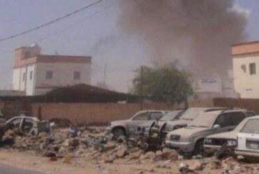 Камион, натъпкан с експлозиви, се взриви пред хотел в Сомалия