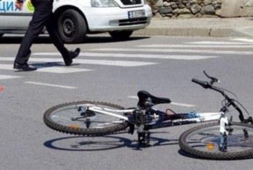 Огромна трагедия! Колоездач загина на място, след като го помете кола
