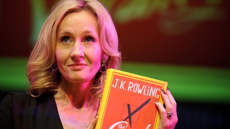 Писателка надмина Роналдо по богатство за 2017-та