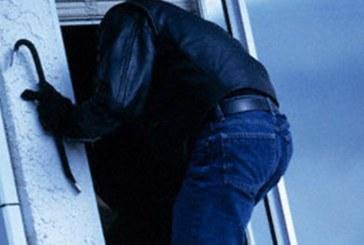 Чевръст апаш проникна с взлом в жилище, задигна пари и компютър