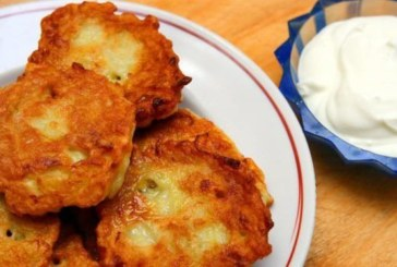 Картофени кюфтета по швейцарски