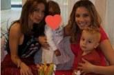 Емилия отпразнува 1-вата годинка на дъщеря си, спретна парти като за прицеса