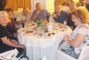 Със стилно тържество екипите на 10-те филиала честваха 20 г. юбилей на Спешната помощ в Пиринско