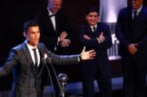 Кристиано Роналдо за пореден път номер едно на ФИФА