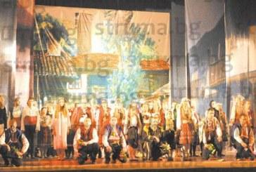 "Ансамбъл ""Разложки мераци"" изнесе запомнящ се концерт-спектакъл  на празника на Разлог"
