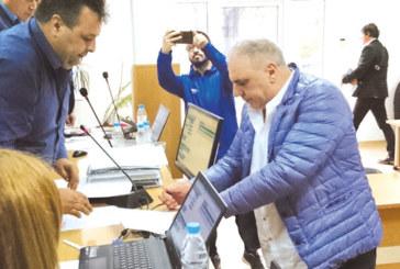 А. Цанев положи клетва като съветник от листата на Реформаторския блок, 3 гласа не му стигнаха да оглави комисия