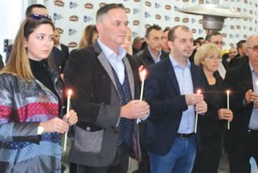 """Първата фабрика за кенове и кегове бе открита в село Стоб на Димитровден, гостите опитаха новата бира """"Грузберг"""""""