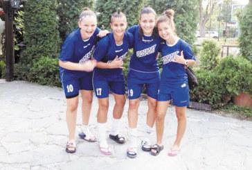"""Кюстендилското попълнение на """"Спортика"""" подслади втората поредна победа на благоевградчанки"""